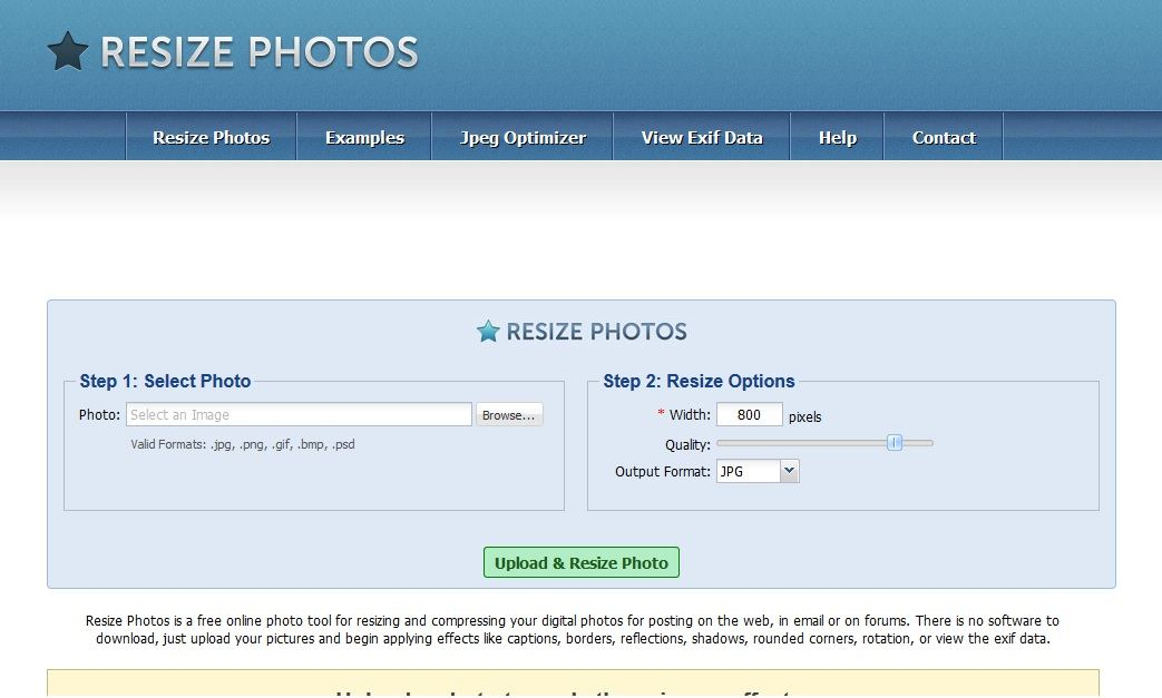 resize-photos