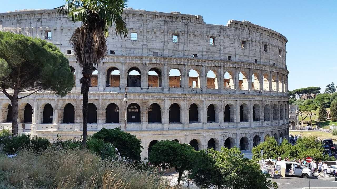 rome-coliseum
